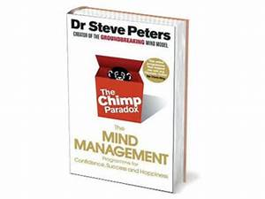 Book Review: Steve Peters' The Chimp Paradox - The ...