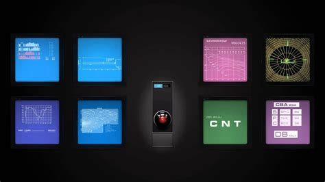 Hal 9000 Animated Wallpaper - the hal 9000 screensaver from http www