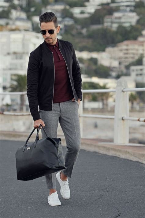 Mens Style Menswear Fashion Street Casual