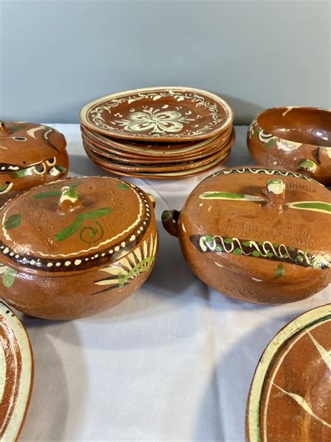You can use these credit card numbers on a free trial account on certain websites that asks for a credit card, or bypassing the verification processes of some websites which you are not. Rust Belt Revival Online Auctions - 18pc Midcentury Mexican Clayware Set