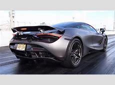 World's Quickest McLaren 720s Thanks to Tune
