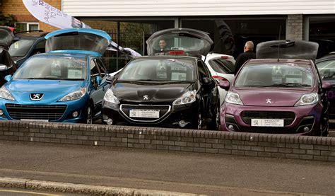 car values   rise  defiance  market