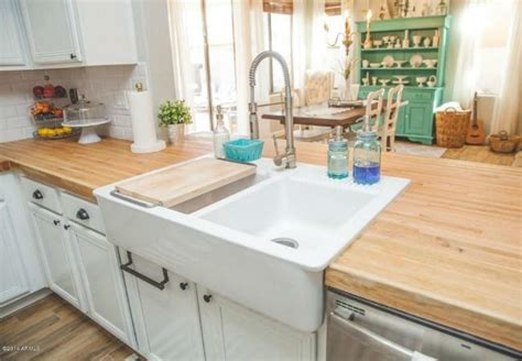 butcher block countertops pros and cons bamboo kitchen countertops pros and cons