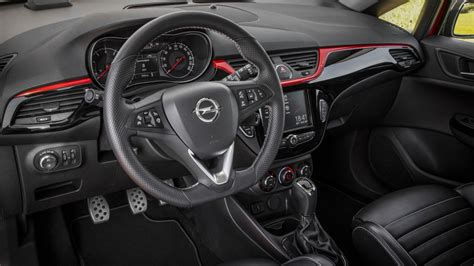 vauxhall corsa 2017 interior opel corsa s revealed gm authority
