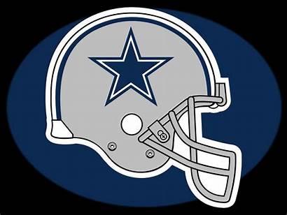 Helmet Cowboys Dallas Nfl Vector Football Team