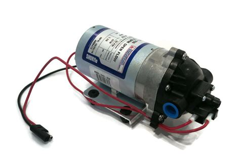 New Shurflo Pump Gpm For Industrial
