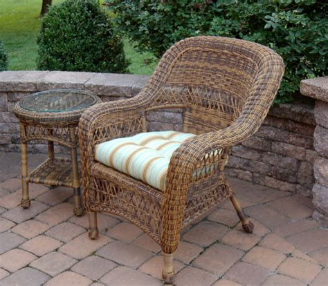 wilson fisher resin wicker reclining patio chair icamblog