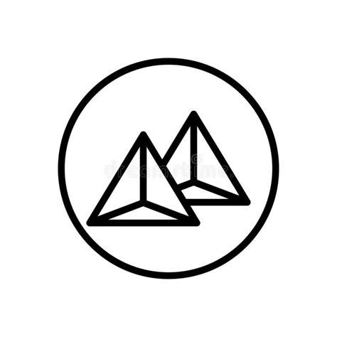 Pyramide Transparente Illustration Stock Illustration Du