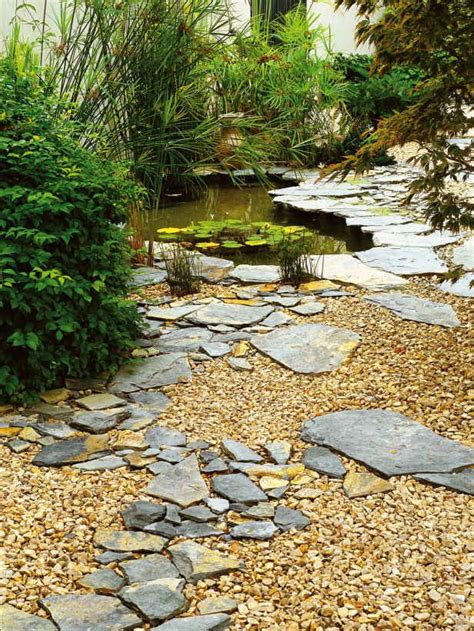 coloured gravel for gardens creative juices decor ideas on landscaping with gravel rocks as a ground cover a beautiful mix