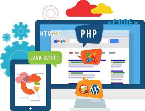 Web Development Company by Web Development Company Custom Web Application Services