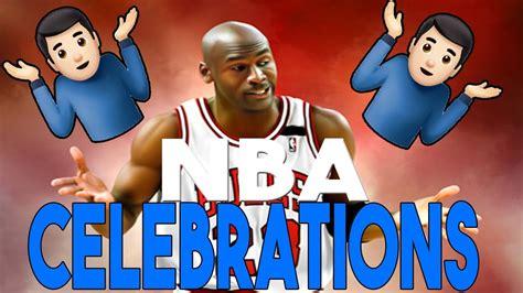 guess  nba player celebration  emoji kotq youtube