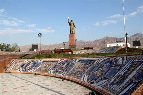 File:Somoni Monument, Khujand, Tajikistan.JPG - Wikimedia ...