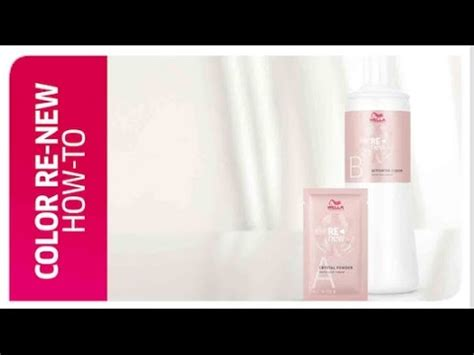 color reducer color re new hair color reducer how to wella