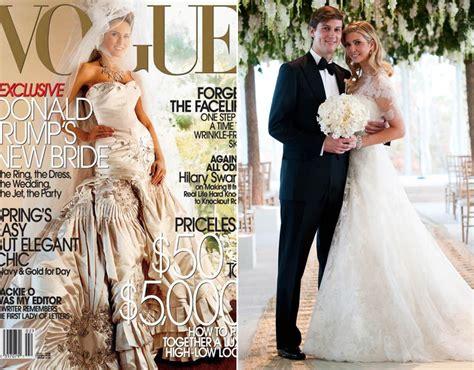 melania trump wedding dress  ladys nuptials gown