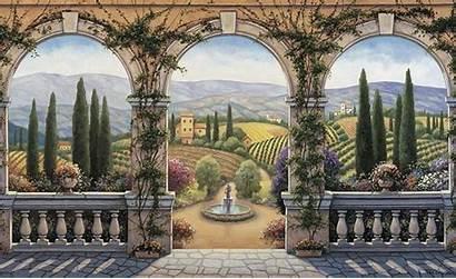 Decal Italian Wall Murals Italy Mural Wallpapersafari