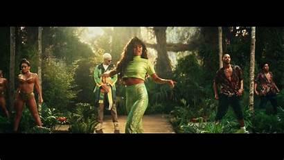 Taki Selena Gomez Captures Screen Cardi Ozuna