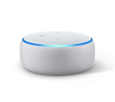 echo dot echo dot 2018 sandstone fast delivery currysie