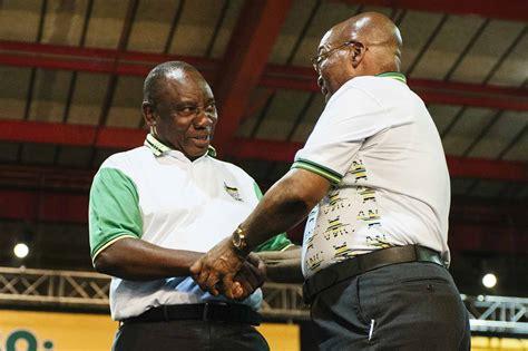 south africas cattle king president  mark gevisser