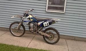 2002 Yz250f Restoration - Bike Builds