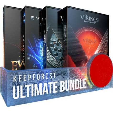 keepforest ultimate bundle sound effects  scoring