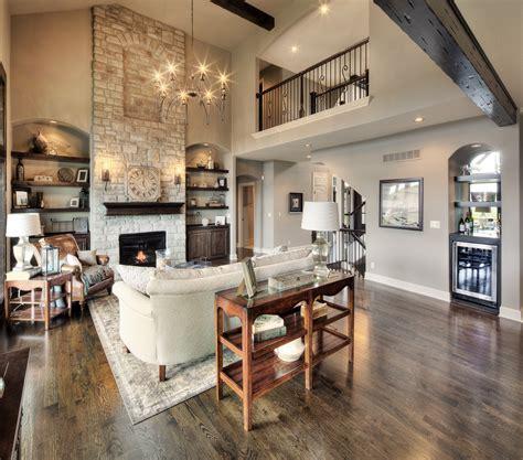 open living floor plans 2 fireplace balcony open floor plan http