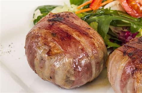 Rezept Schweinefilet Im Speckmantel  Hotel Alpendorf
