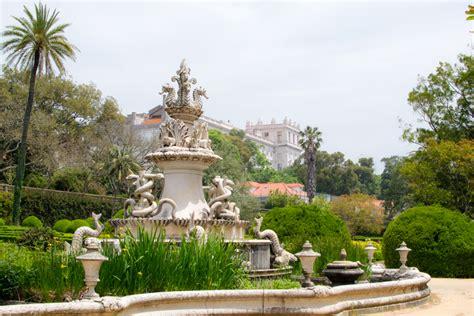 Jardin Botanique Lisbonne Adresse by Lisbonne Top 10 Des Plus Beaux Points De Vue Carte