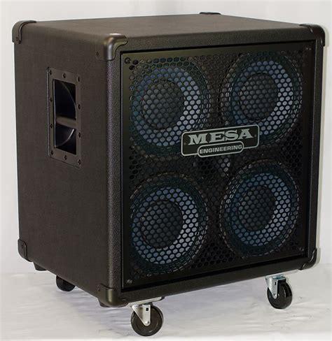 mesa boogie bass cabinet mesa boogie standard powerhouse 4x10 bass cabinet new