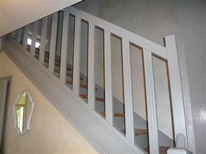 conseils deco entree cage d39escalier With couleur pour une cage d escalier 9 peindre une cage descalier carnet de couleurs