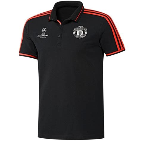 The official #mufc instagram account. Manchester United UCL presentation polo 2015/16 - Adidas ...