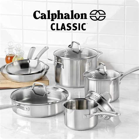 pots calphalon pans cookware stove classic electric coil consumer picks report jikonitaste