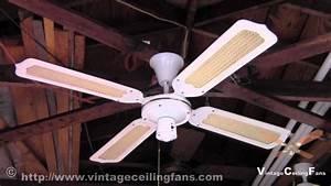Moss Tropical Breeze Tfs-48 U0026quot  Series Ceiling Fan
