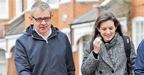 Rowan Atkinson, 62, enjoys romantic walk with girlfriend ...