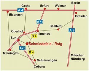 Kürzeste Route Berechnen : anfahrt ferienhaus anni in schmiedefeld am rennsteig ~ Themetempest.com Abrechnung