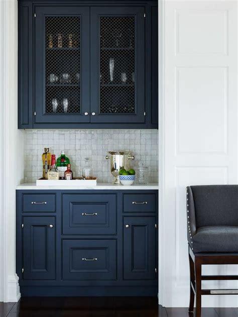 sw indigo batik cabinet color newberg cottage remodel