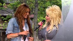 Dolly Parton e Miley Cyrus - Jolene legendado 2011 - YouTube