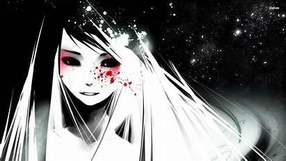 Anime Dark Wallpapers Emo Goth Manga Cartoon