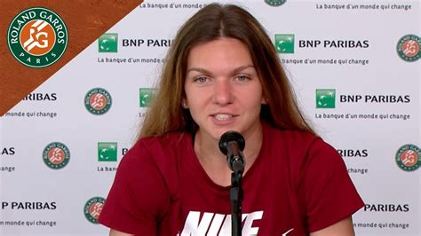 Simona Halep: Press Conference before the Australian Open 2018 -01 – GotCeleb