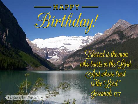 Happy Birthday With Images Scripture And Free Birthday Images With Bible Verses