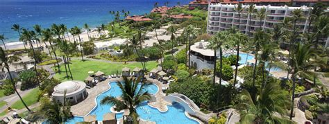 Best Luxury Beach Resort in Wailea Maui   Fairmont Kea Lani Hotel Maui
