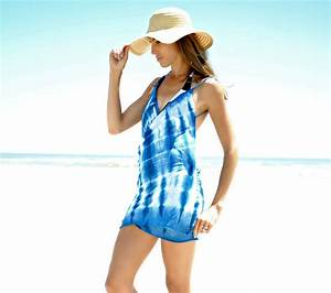 Trash To Couture DIY Beach Dress