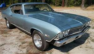 Is It Really An L78  1968 Chevelle Ss396 4