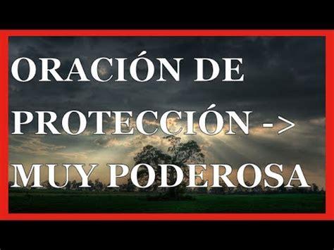 oracion de protecci 243 n muy poderosa
