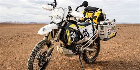 The Husqvarna 701 Enduro • Motomorgana