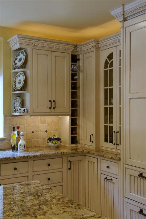 gorgeous cream cabinets  traditional kitchen hgtv