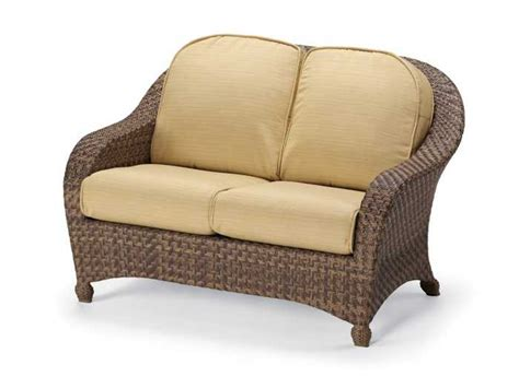 Loveseat Replacement Cushions by Telescope Casual Key Biscayne Seat Replacement