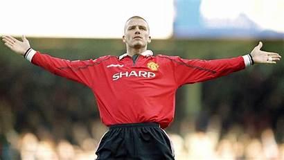 Beckham David Manchester United 2000 League Premier