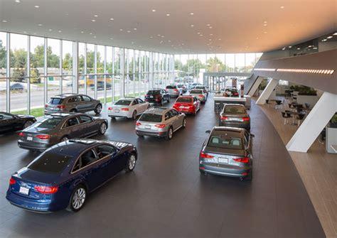 Audi Denver by Audi Usa Showrooms Cdr Studio