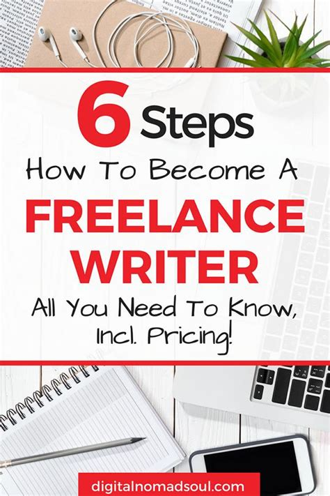 Become A Freelance Writer, Content Writer, Writing Jobs, Stepbystep, Make Money Online, Remote