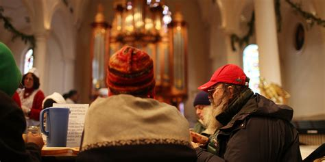 meet the people who work and volunteer on christmas day